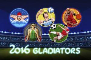 2016 Gladiators Geldspielautomat online spielen