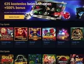 25€ Gratis für alle Netent Spiele in 21Dukes