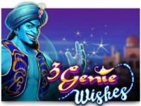 3 Genie Wishes Spielautomat