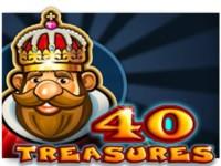 40 Treasures Spielautomat