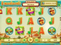 5 Mariachis Spielautomat