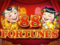 88 Fortunes Spielautomat