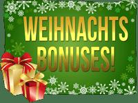 Weihnachts Casino Bonus Angebote 2017