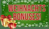 Weihnachts Casino Bonus Angebote
