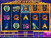 Age of Egypt Spielautomat