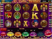 Ali Baba Wishes Spielautomat