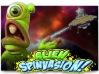 Alien Spinvasion Spielautomat