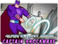 Alpha Squad Origins Captain Shockwave Spielautomat