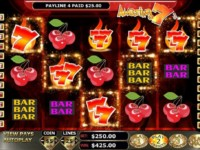 Amazing 7's Spielautomat