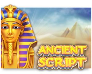 Ancient Script Video Slot kostenlos