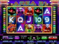 Area 21 Spielautomat
