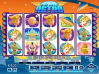 Astro City Spielautomat