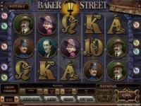 Baker Street Spielautomat
