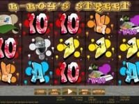 B-Boy's Street Spielautomat