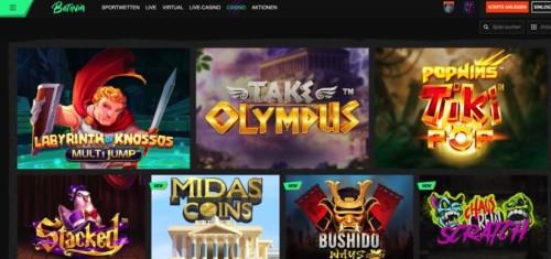 Betinia - best Sportwetten mit Casino online