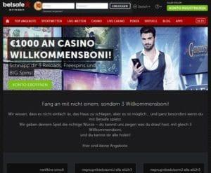 Betsafe Casino Erfahrungen