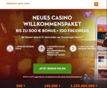 100% bonus, bis zu €100 free