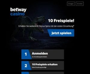 Betway Casino im Test