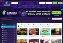5€ ohne Einzahlung (kurze E-Mail an support@betzest.com) + 100% bis zu 200€ (min. 10€ Einzahlung)