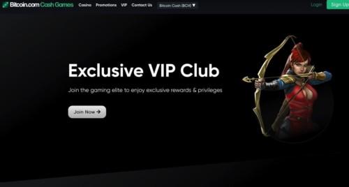 Bitcoin.com - Casino ohne Konto