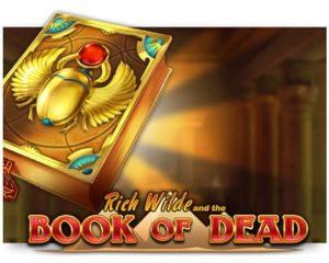 Book of Dead Automatenspiel kostenlos
