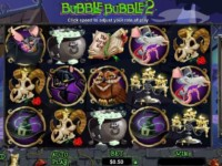 Bubble Bubble 2 Spielautomat