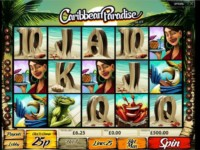 Caribbean Paradise Spielautomat