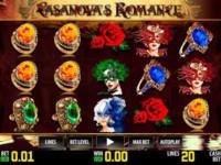 Casanova's Romance Spielautomat