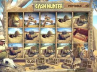 Cash Hunter Spielautomat