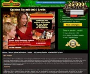 Casino Classic im Test