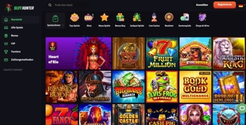 Casino Slot Hunter