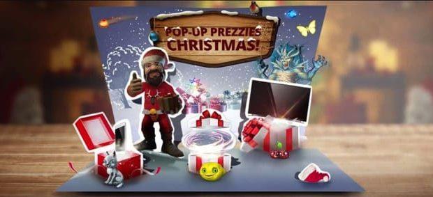 Weihnachts-Challenges bei CasinoLuck