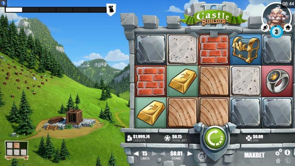 Castle Builder 2 Video Slot