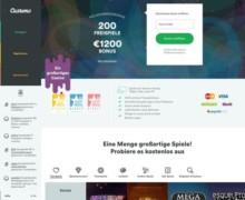 20 Freispiele gratis + 100% Bonus bis zu 500€ und 100 Freispiele