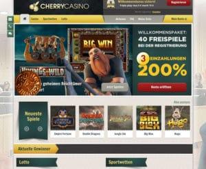Cherry Casino Erfahrungsbericht