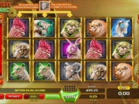 Chinese Zodiac Spielautomat