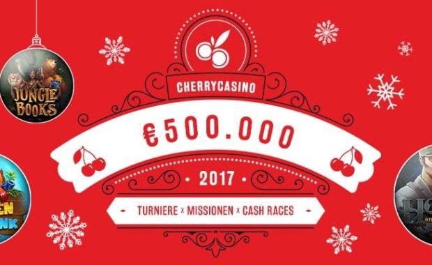 Der €500.000 Weihnachtskalender