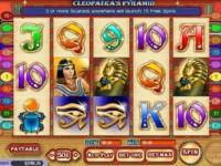 Cleopatra's Pyramid Spielautomat