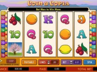 Coin-U-Copia Spielautomat