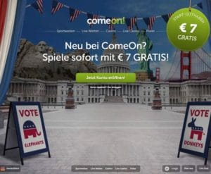 ComeOn Casino Erfahrungsbericht