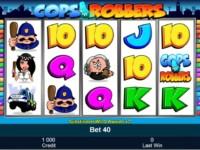 Cops 'n' Robbers Spielautomat