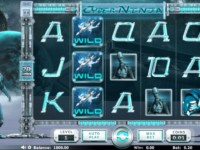 Cyber Ninja Spielautomat