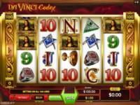 Da Vinci Codex Spielautomat