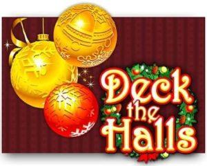 Deck The Halls Slotmaschine kostenlos spielen
