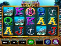 Deep Sea Treasure Spielautomat