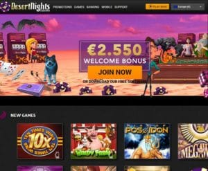 Desert Nights Casino Erfahrungsbericht