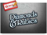 Diamonds and Rubies Spielautomat