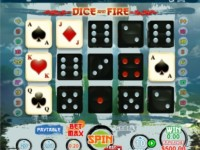 Dice and Fire Spielautomat