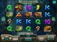 Dinosaur Adventure Spielautomat
