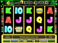 Easy Peasy Lemon Squeezy Spielautomat
